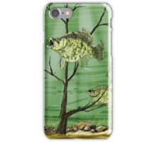 Sac-a-lait Haven iPhone Case/Skin