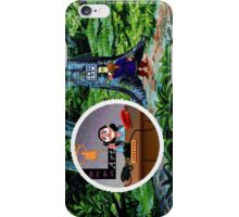 Lucas Arts call center (Monkey Island 2) iPhone Case/Skin