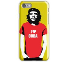 Hipster Che Guevara iPhone Case/Skin