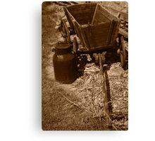 Antique  Wagon Canvas Print