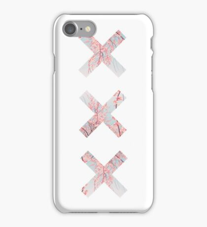 xxx - cherry blossoms iPhone Case/Skin