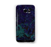 Massachusetts  USGS Historical Topo Map MA Haverhill 350203 1972 24000 Inverted Samsung Galaxy Case/Skin
