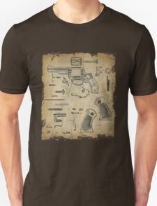 Revolver - Exploded View T-Shirt