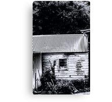 Mystery House Canvas Print