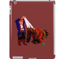 LeChuck's panties (Monkey Island 2) iPad Case/Skin