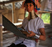 Long Neck People, Thailand by Anthony Milnes