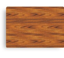 A Wood Grain Design Canvas Print