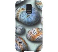 blue rocks  Samsung Galaxy Case/Skin