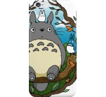 Up in the trees iPhone Case/Skin