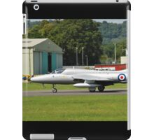 Hawker Hunter XL577 fighter iPad Case/Skin