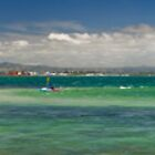 Tauranga Harbour by Ken Wright