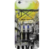 There is No longer Outside #3 iPhone Case/Skin
