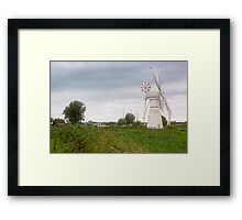 Thurne Windmill Framed Print