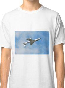 Hawker Hunter jet inverted Classic T-Shirt