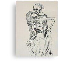 Love's Plague Canvas Print
