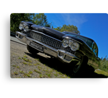 Riding with the king . Elvis Presley. Cadillac. Wedding Car . Views ( 496) favorited by (1) thanks ! Canvas Print