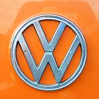 VW Kamper Badge. by TREVOR34