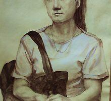 woman II by ShipeiWang