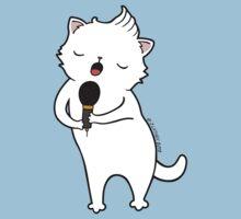 karaoke Cat Kids Clothes