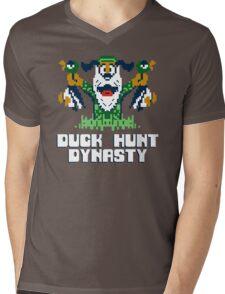 Duck Hunt Dynasty Funny T-Shirt & Hoodies Mens V-Neck T-Shirt