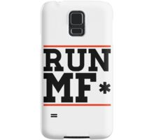 RUN MF* Samsung Galaxy Case/Skin
