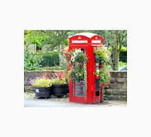 Telephone Box - Spofforth - North Yorkshire Unisex T-Shirt