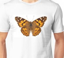 """Butterfly species Vanessa cardui """"Painted Lady"""" Unisex T-Shirt"""