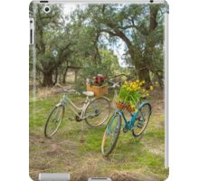 Ladies Vintage Bicycles... iPad Case/Skin