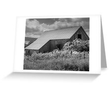 Hop Barn Greeting Card