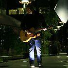nightlife. southbank, melbourne by tim buckley | bodhiimages