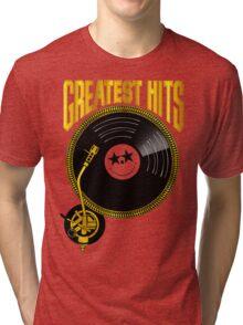 greatest hits Tri-blend T-Shirt