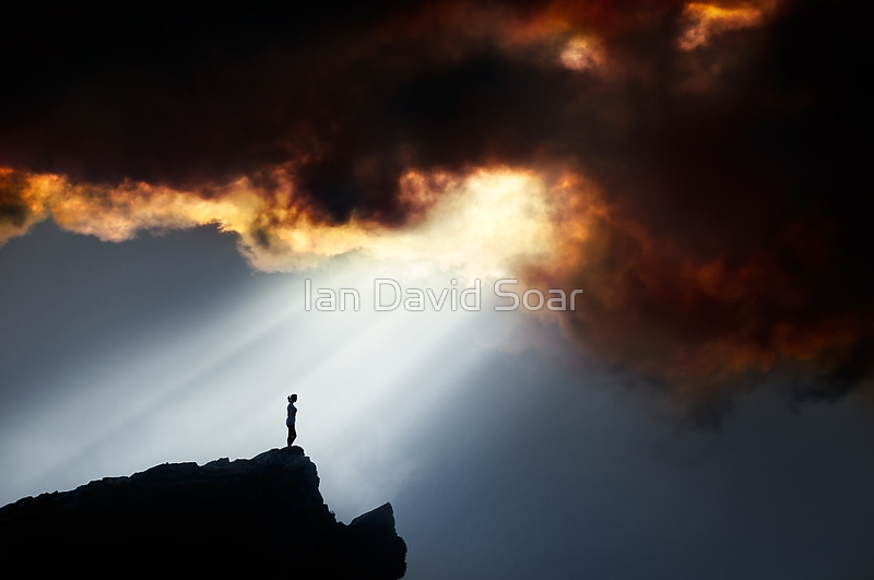 Crying Your Heart Out by Ian David Soar