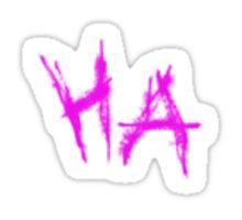 ha Sticker