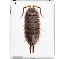 woodlouse species porcellio wagnerii iPad Case/Skin
