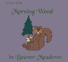 Coven of the morning wood in beaver meadows Kids Clothes