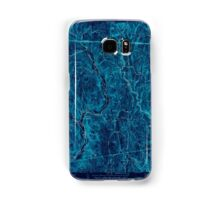 Massachusetts  USGS Historical Topo Map MA Colrain 351620 1946 31680 Inverted Samsung Galaxy Case/Skin