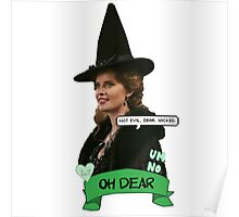 Zelena the Wicked Witch Poster