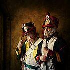 Jon and Mick  by Mel Brackstone.com