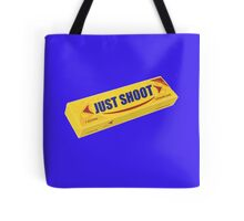 Just Shoot! Tote Bag