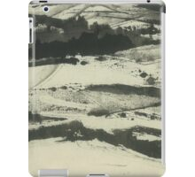abstract summer landscape 12 iPad Case/Skin
