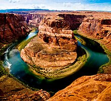 Horseshoe Bend by suwandic