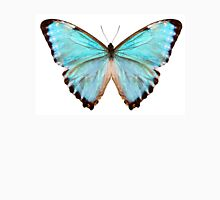 blue butterfly species Morpho portis thamyris Unisex T-Shirt