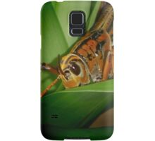 Checking out the Greenery Samsung Galaxy Case/Skin