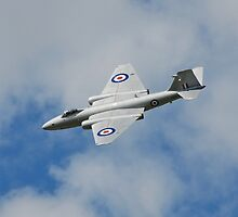 English Electric Canberra PR9 by David Fowler