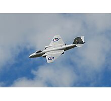 English Electric Canberra PR9 Photographic Print