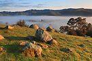 Big rush up Granite hill  by Donovan Wilson