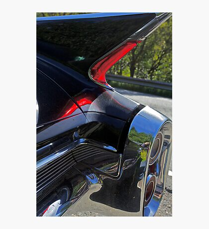 Black Cadillac  -  abstract blues. Brown Sugar Story. Views (312) Hey Buddys !!! Yeah !!! Photographic Print