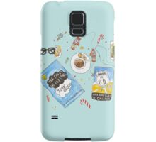 Messy desk Samsung Galaxy Case/Skin