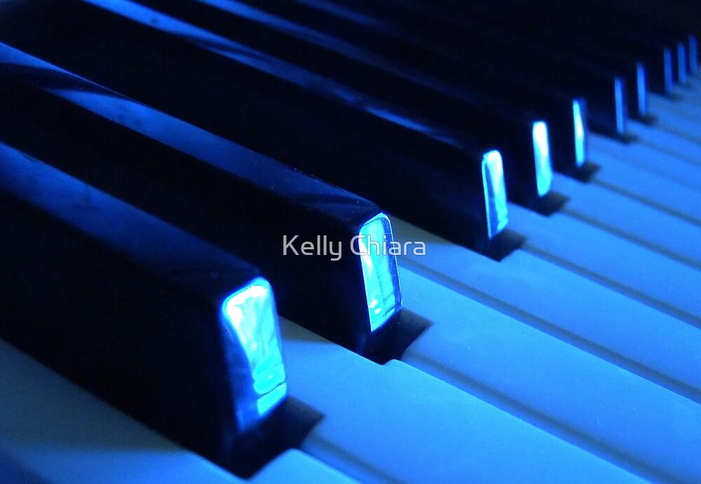 Blue Notes by Kelly Chiara
