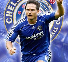 frank lampard by tompel